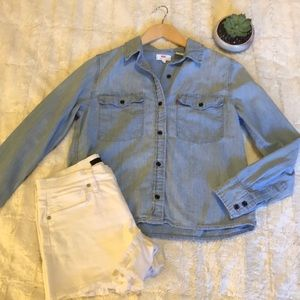 Levi's Denim Shirt Small